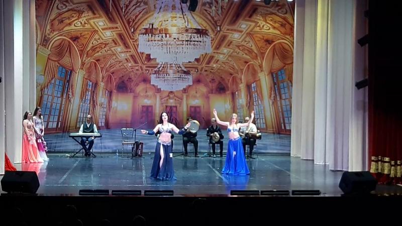 Фестиваль Arabian Queen Оркестр. Взрослые 1 Импровизация Соло Дебют. Копоть Дарья 1 место