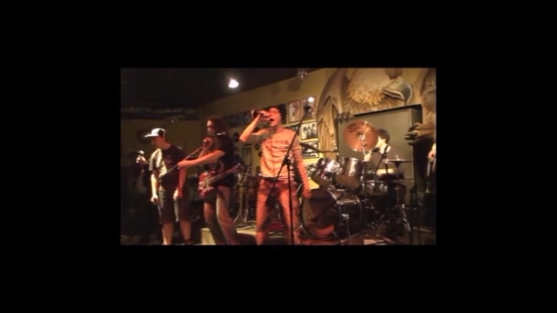 Born To Raise Hell - Black Rose R-n-R Frends. Motorhead cover. 2010