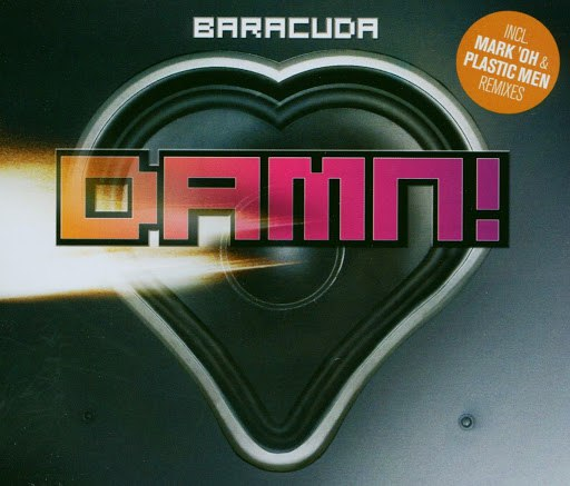 "Baracuda альбом Damn! (Remember The Time) - 5"""