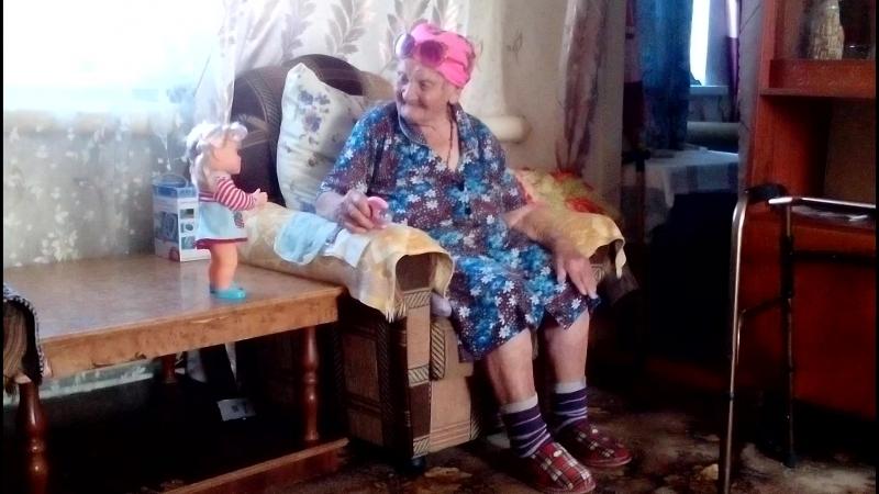 Наша Даша и говорящая кукла Маша