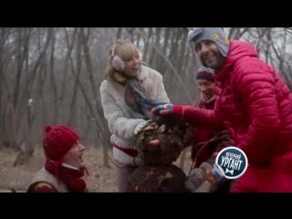 Блеснул мороз...???...и рады мы проказам матушки Зимы!!!.