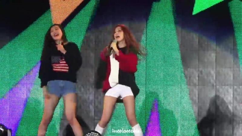 151004 Red Velvet - Huff n Puff (Seulgi Focus) @ Gangnam K-pop Festival Fancam