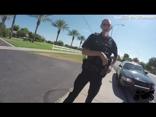 POLICE vs. BIKERS 2017 Police Chase, Getaways  Pullovers!