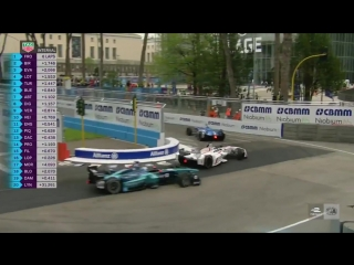 An unforgettable DontCrackUnderPressure moment on the streets near Romes most famous ruins! The inaugural FIAFormulaE