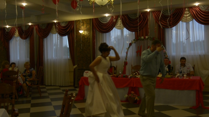 Наш свадебный танец с папой