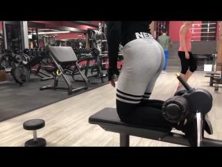 Female Fitness Motivation - Alina Terletchi