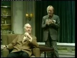 NO MAN'S LAND - 1978 - John Gielgud, Ralph Richardson - Harold Pinter play