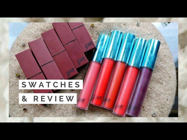 BBIA LAST VELVET LIP TINT LAST LIPSTICK Red Series Version 3