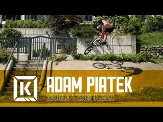 Adam Piatek Kink World Team Video! - Kink BMX Canada // insidebmx