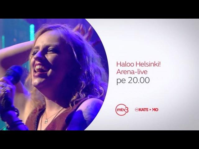 """Haloo Helsinki! on Instagram: """"Meidän joulukuun Hartwall Arena -keikka huomenna MTV3:lta klo 20! haloohelsinki hulluudenhighway hartwallarena @m..."""
