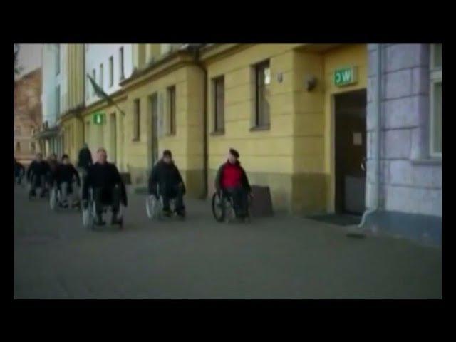 Людям на візках хочуть дозволити їздити дорогами міст