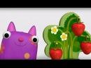 Деревяшки - Радуга - Развивающие мультфильмы для малышей -Серия 13
