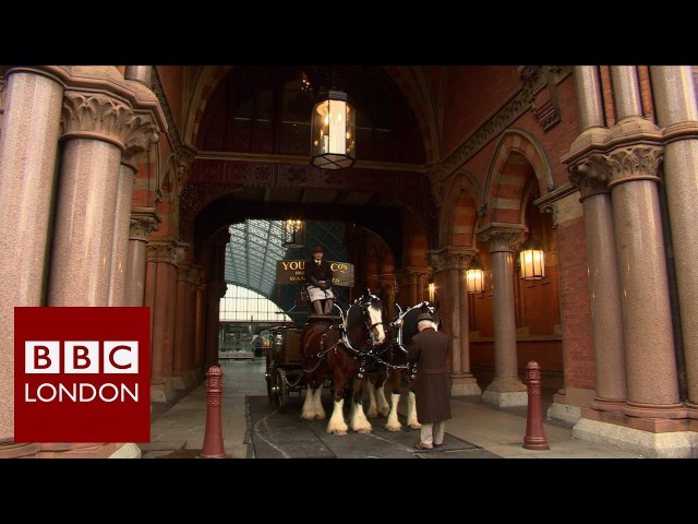 150 years of St Pancras station – BBC London News