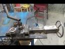 🔨Mini Calandra Curvatrice (homemade roller bender) DIY Fai Da Te