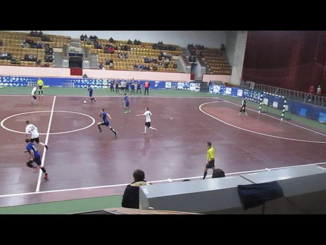 Кубок Луганской области по футзалу ГУНП Чайка Кременная 2 тайм