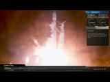 Launch of SpaceX Falcon 9 with New Fairing 2.0 on Spanish PAZ Mission