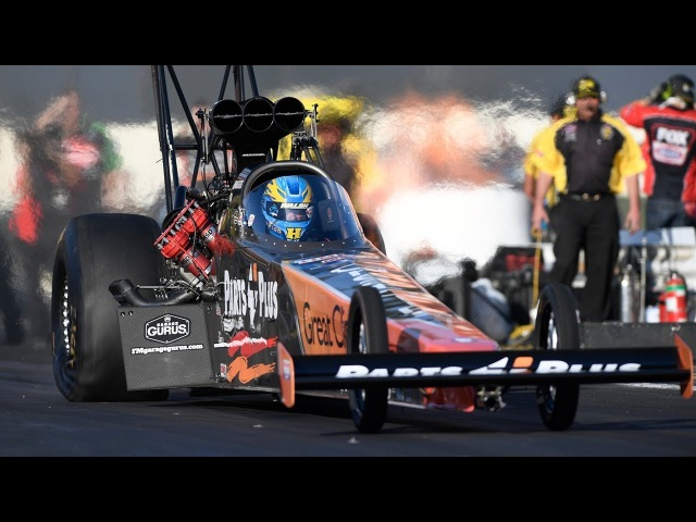 Clay Millican caps off his birthday by taking th top spot in Friday qualifying (524 км-ч) » Freewka.com - Смотреть онлайн в хорощем качестве
