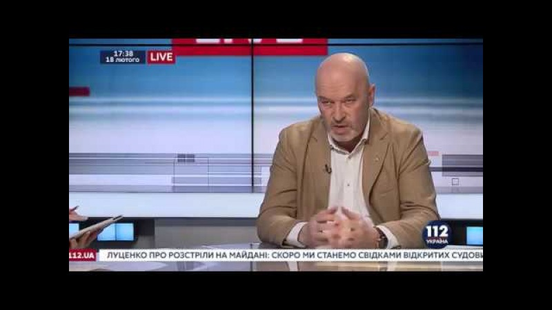 Погром Сбербанка это очередное шоу Коханивского Тука