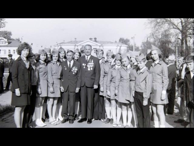 Вичуга 70-х Ветераны