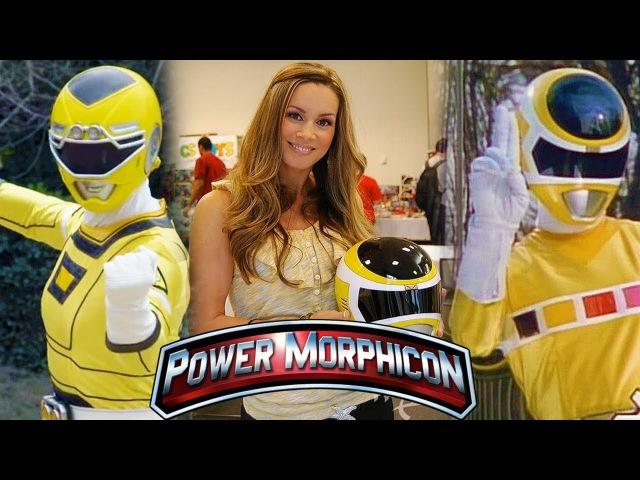 Power Morphicon 2018 Promo - Tracy Lynn Cruz | Yellow Ranger | Power Rangers Turbo