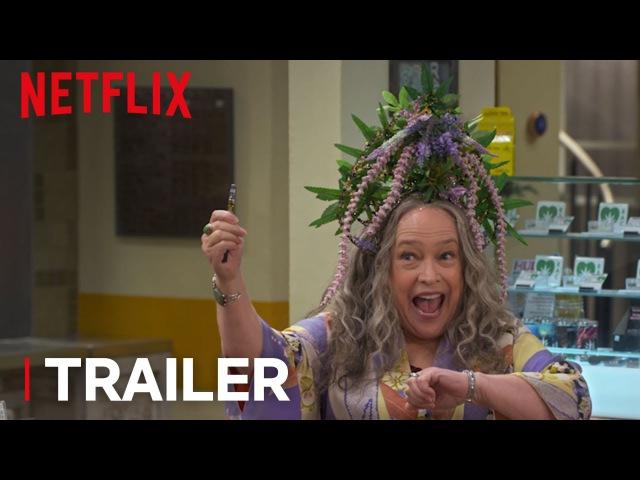 Disjointed - Part 2 | Trailer | Netflix
