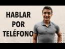 Protocolo al hablar por teléfono Humberto Gutiérrez