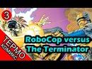 Термо Комикс - RoboCop versus The Terminator - 3 [ОБЪЕКТ и Батитус] робокоп против терминатора