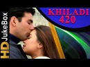 Khiladi 420 2000 Full Video Songs Jukebox Akshay Kumar, Mahima Chaudhry, Antara Mali