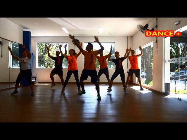 Coreografia Cia Dance mais - Mueve la colita (Integração D)