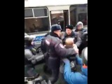 Задержали Алексея Навального В Москве на Тверской 28.01.2018