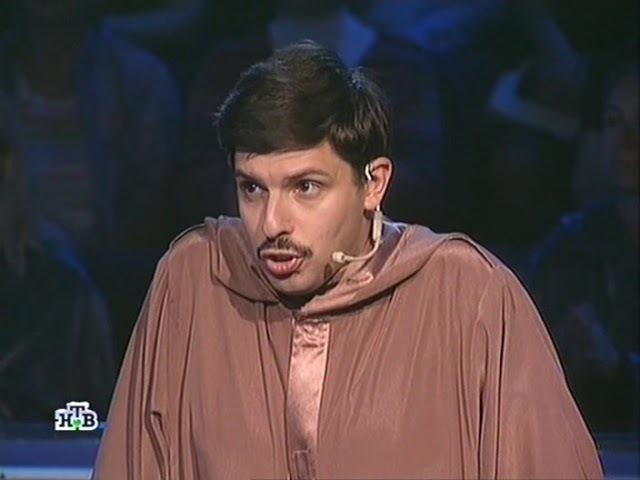 Своя игра. Маркин - Борок - Мереминский (31.12.2009)