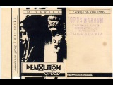 Demolition Group - You Better... ( 1986 Yugoslav Minimal Electro DarkwaveExperimental )