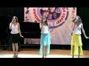 """Шоу-группа """"Справжні дівчата"""" (НСЭВ """"Соняшник"""", г. Миргород) - """"Venus"""""""