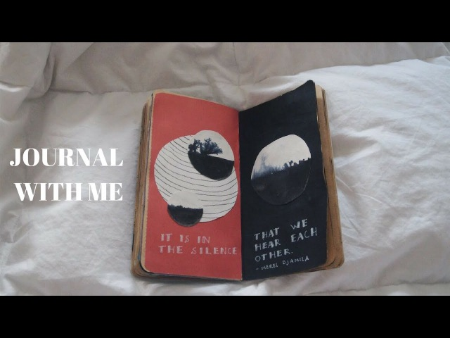 Journal With Me (How To Journal) ✨ • Merel Djamila