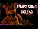 [SFM/FNAF2] FNaF 2 Song Alt. Metal Cover (MiatriSs/Rissy) [FNAF2 Anniversary]