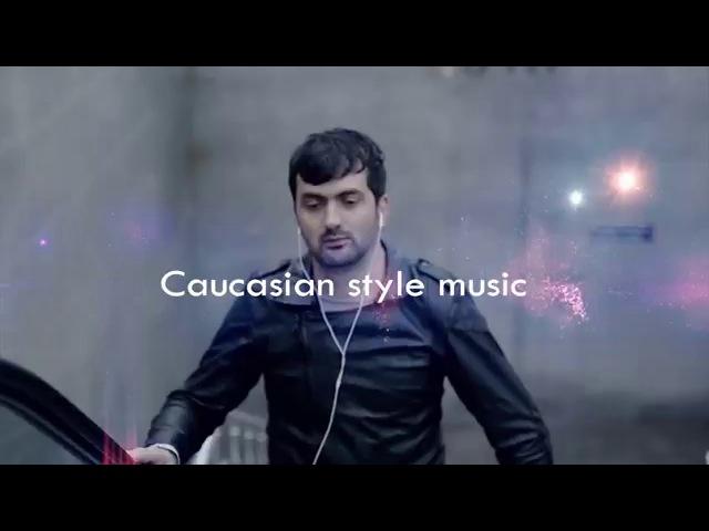 Dj RasuLi - виртуоз играет лезгинку Caucasian style music - DJ Rasuli Zaqatala Azerbaijan 2016