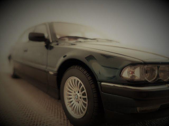 Легендарная BMW - модель BMW 750iL e38