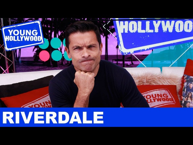 Mark Consuelos: Riverdale Rapid Fire!