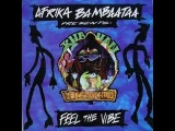 Afrika Bambaataa - Feel The Vibe 2016 (John Remix)