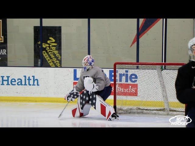 2018 WJC: Get To Know Team USA - Why I Love Hockey