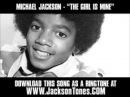 Michael Jackson ft. Paul McCartney - The Girl Is Mine [ Video Lyrics Download ]