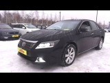 2013 Toyota Camry 3.5L. Start Up, Engine, and In Depth Tour.