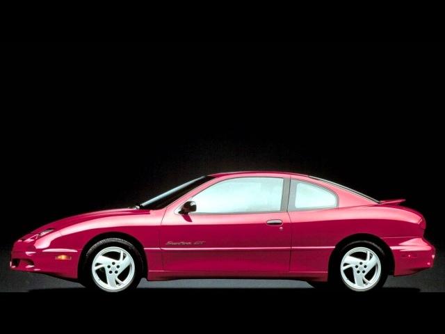 Pontiac Sunfire GT Coupe 1999–2003
