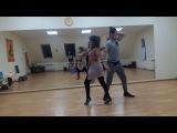 Felipe Garcia & Erica Tintel - Zouk 3 Demo (Music: Gnash Feat. Olivia O'Brien - I Hate U, I Love U)