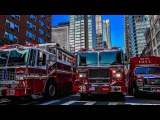 FDNY 10-75 All-Hands Box 861  Major Transformer Fire with High CO Readings Throughout a High-Rise