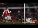 EVERY TOUCH Leroy Sane City 3 - 0 Arsenal Premier League