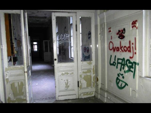 Abandoned Children's Hospital