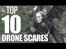 Top 10 Drone Scare Reactions Compilation - Tom Mabe Prank