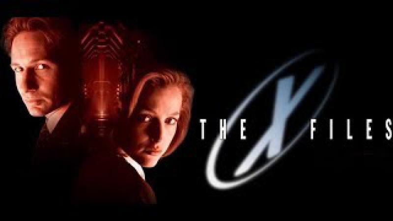 Заставка к сериалу Секретные материалы / The X Files
