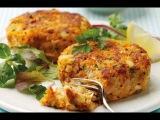 Очень вкусные котлеты с цветной капустой, сыром и специями! Пальчики оближешь!